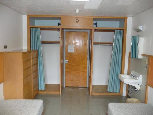 Beckman Hall Double Room