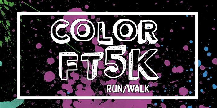 5k walk - run