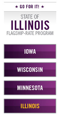 Illinois Flagship-Rate Program