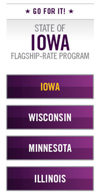 Iowa Flagship-Rate Program