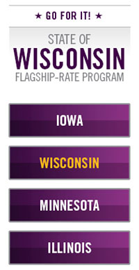 Wisconsin Flagship-Rate Program