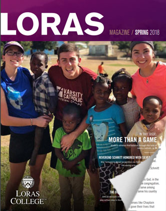 Loras College Magazine