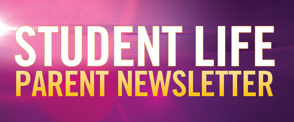 Loras College Student Life Parent Newsletter