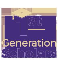 Loras 1st Generation Scholars logo