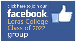 Meet your classmates - join the Loras Class of 2020 Facebook Group