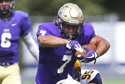 Loras College Football Player