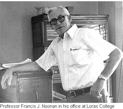 Francis J. Noonan ('42)